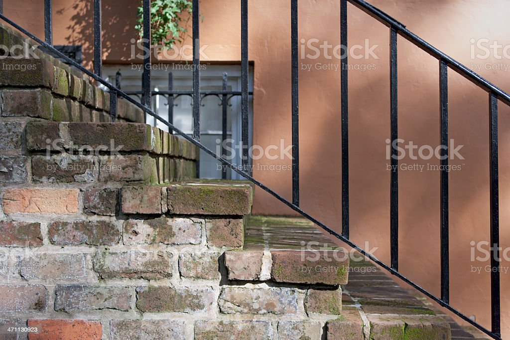 Brick wall series (XXL) royalty-free stock photo