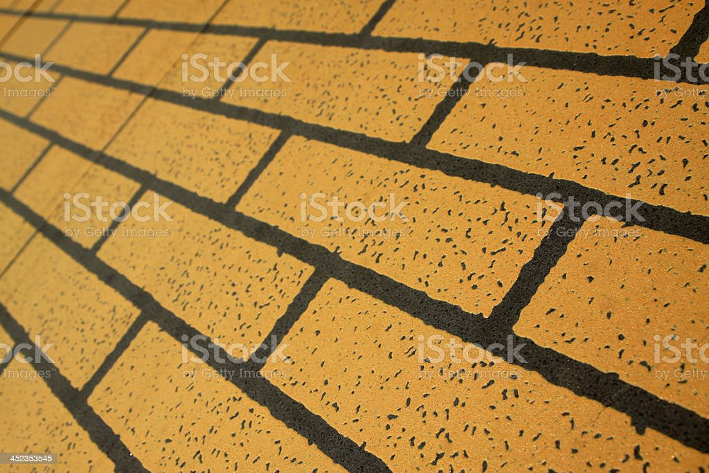 brick wall wallpaper royalty-free stock photo