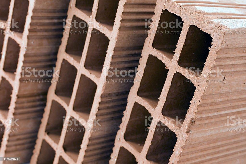 Bricks. Color Image royalty-free stock photo