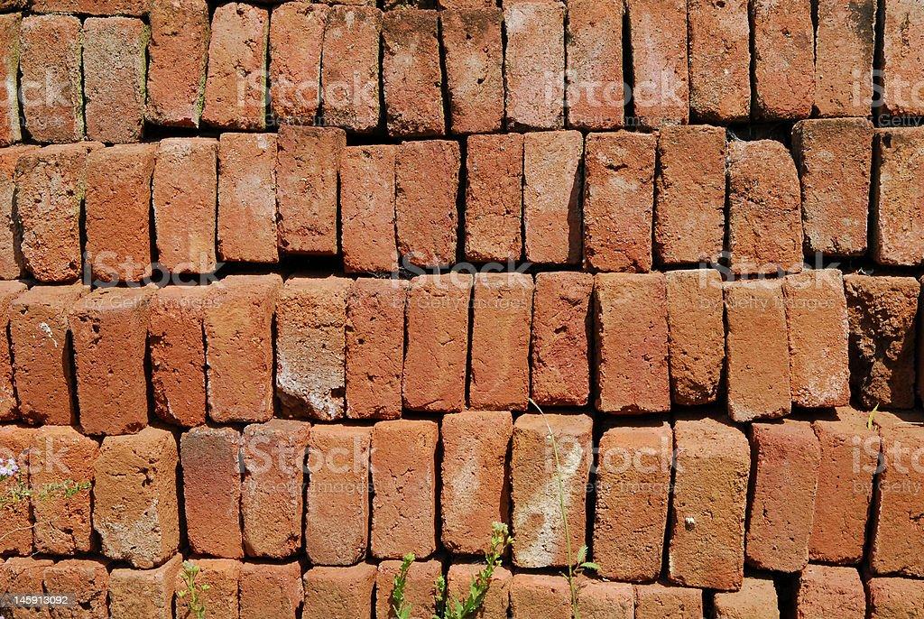 bricks photo libre de droits