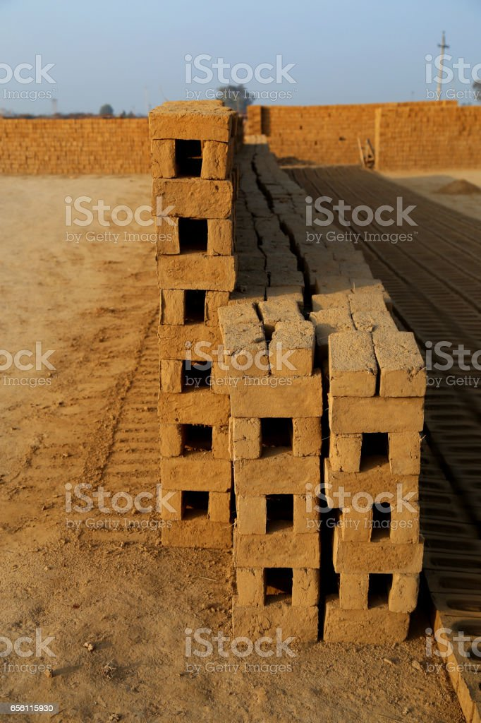 Bricks ! stock photo