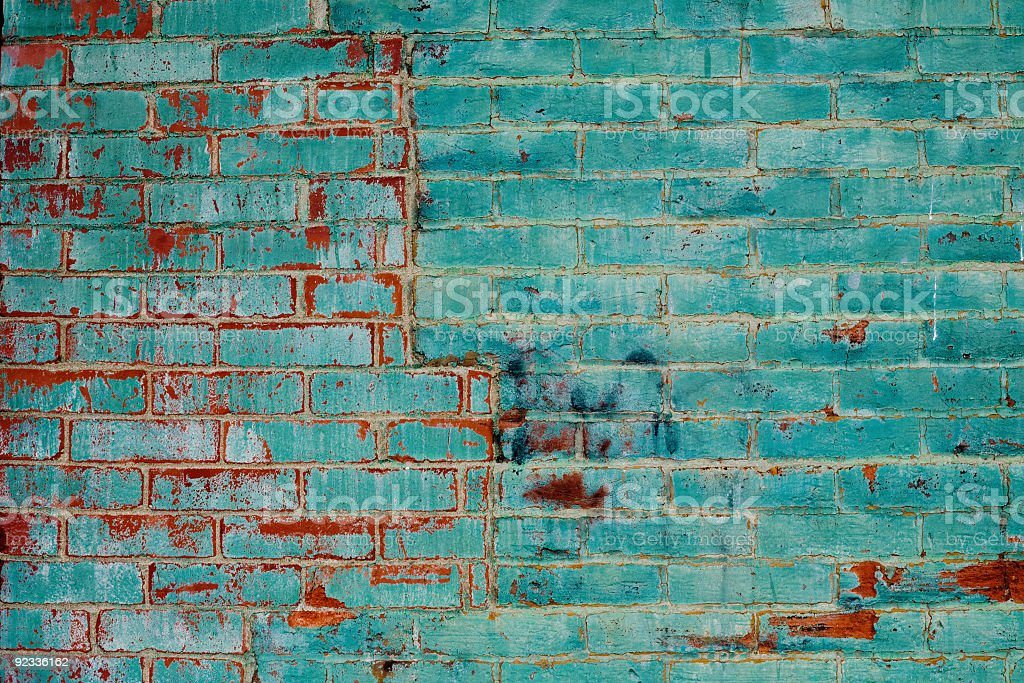 bricks royalty-free stock photo