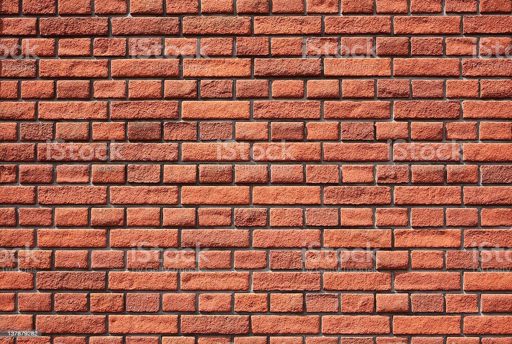 bricks wall royalty-free stock photo
