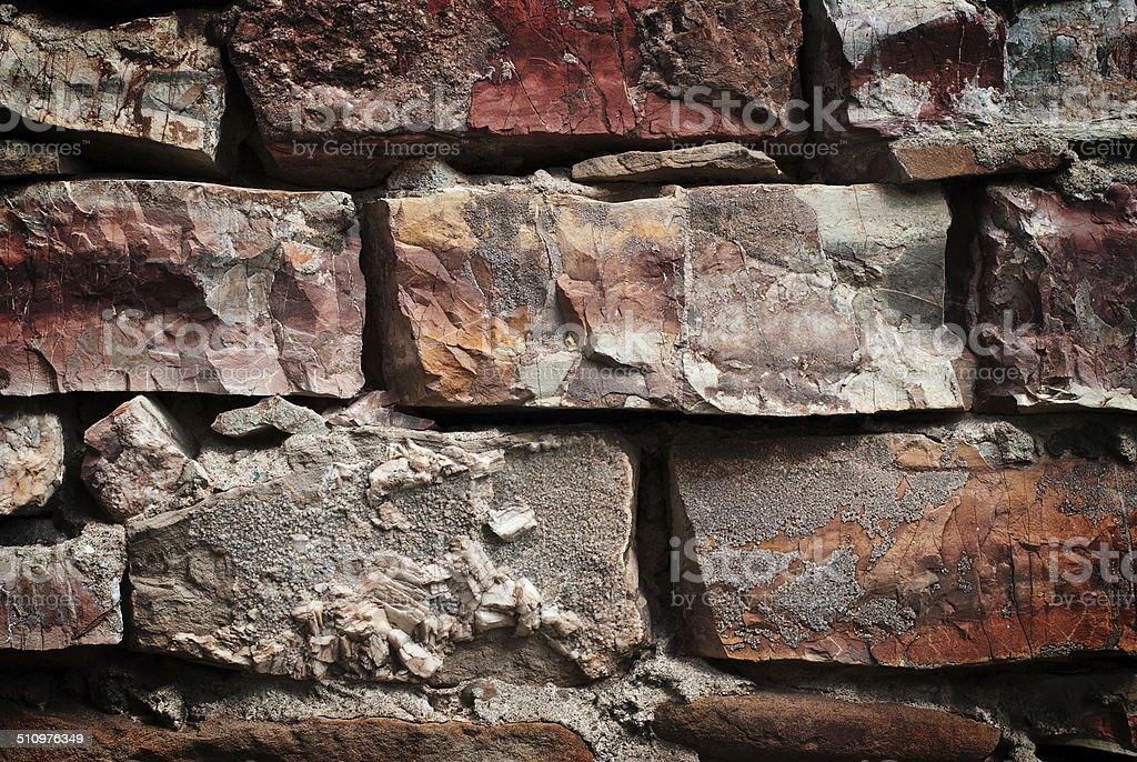 Bricks wall stock photo
