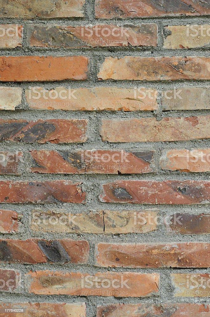 bricks wall texture stock photo
