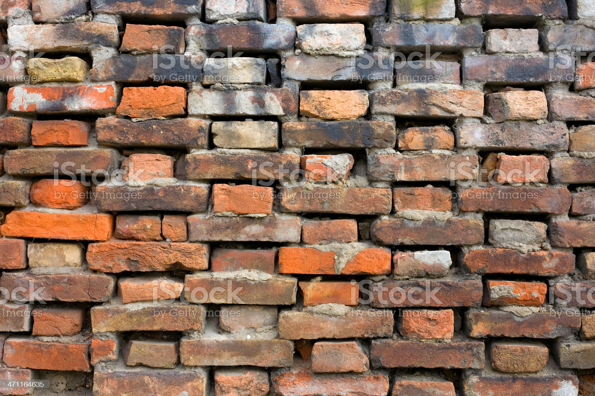 Brickwall pattern royalty-free stock photo