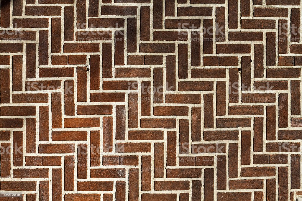 Brickwork background stock photo