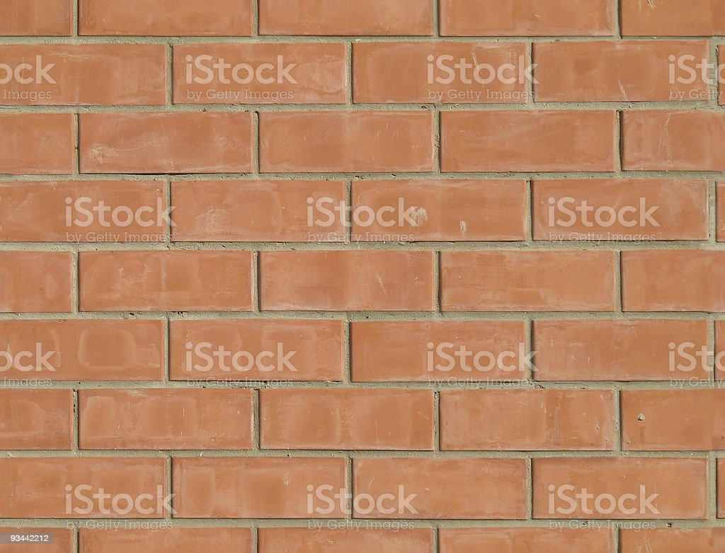 'Brickwork' seamless royalty-free stock photo