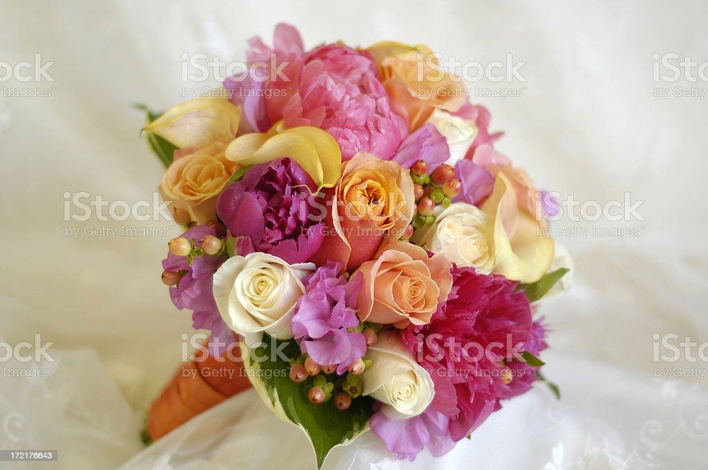 Bridal Bouqet royalty-free stock photo