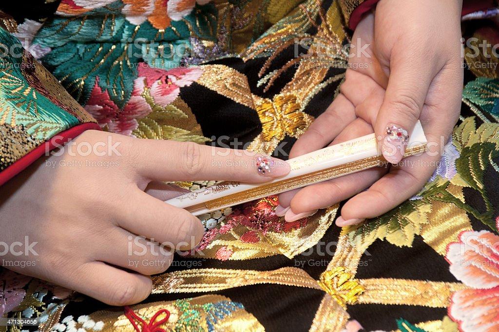 Bridal Image stock photo