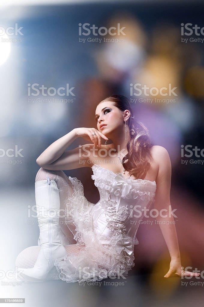 bride royalty-free stock photo