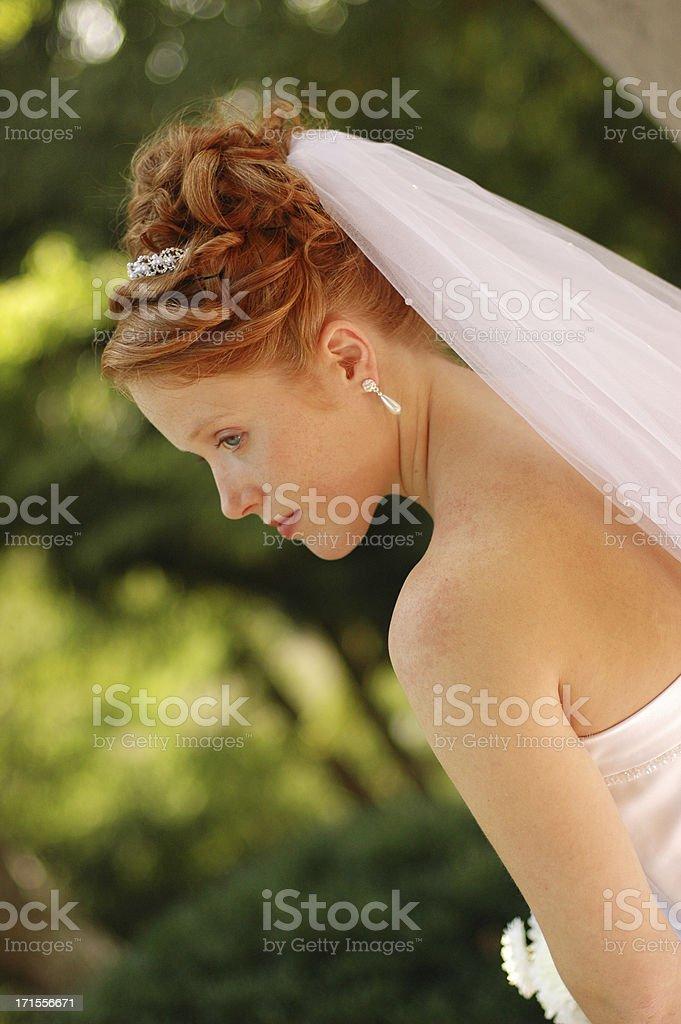 Bride13 royalty-free stock photo