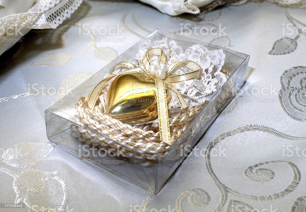 Bride's Accessories stock photo
