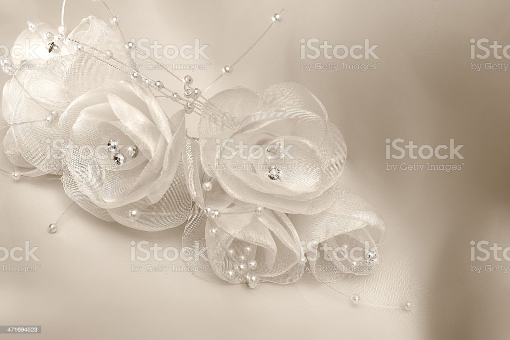 Brides jewelry royalty-free stock photo