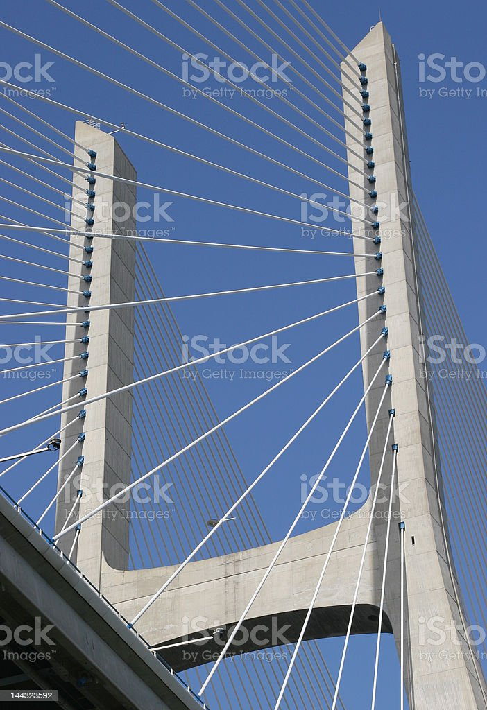 Bridge 2 royalty-free stock photo
