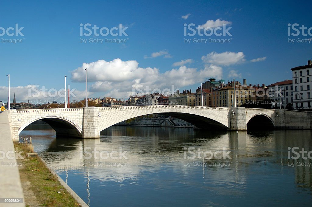 bridge Bonaparte royalty-free stock photo