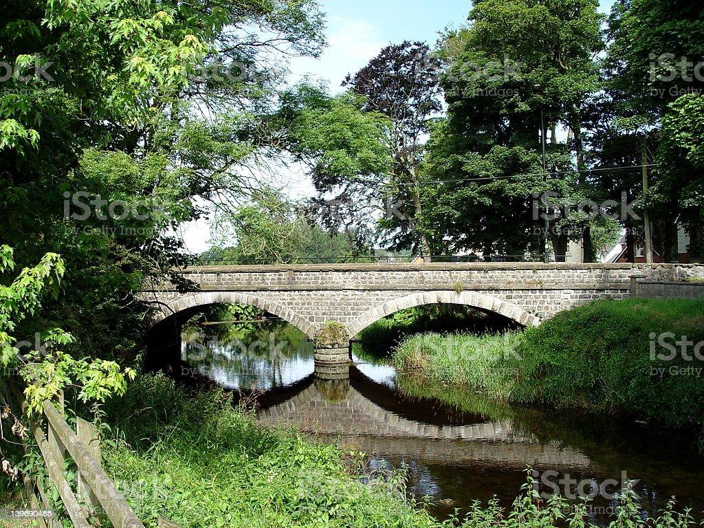 Most, Broughshane zbiór zdjęć royalty-free