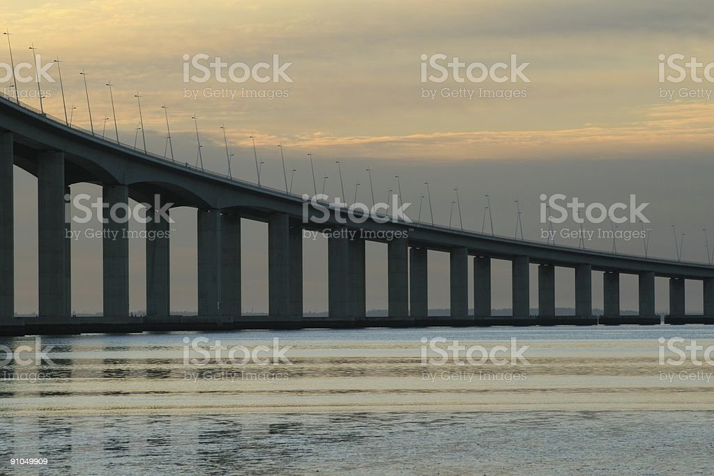 Bridge Detail royalty-free stock photo