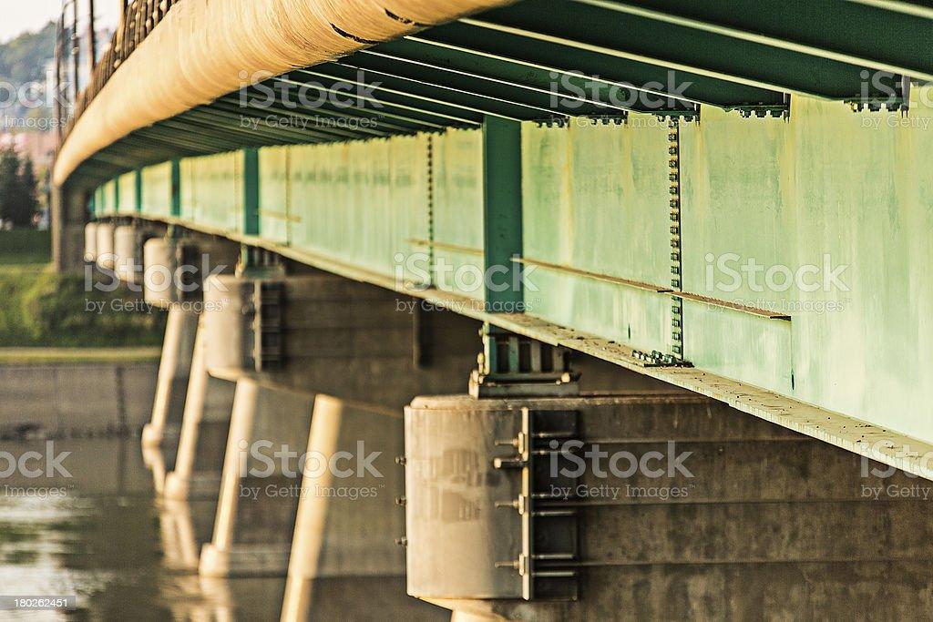 Bridge Details royalty-free stock photo