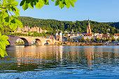 Bridge in Heidelberg