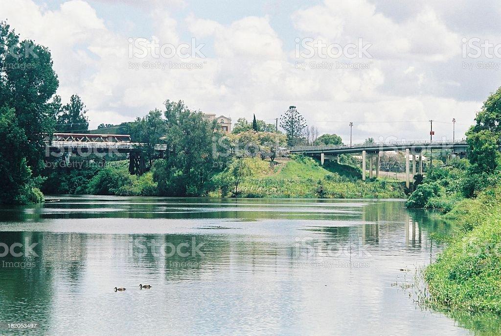 Bridge - Lismore 2 royalty-free stock photo