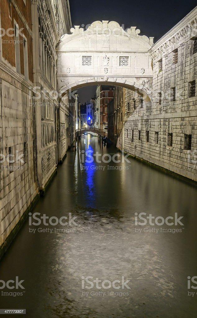 Bridge of sigh royalty-free stock photo