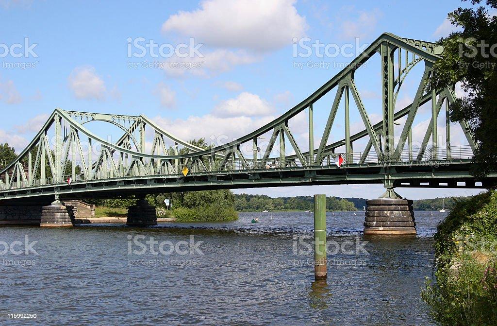 Bridge of Spies stock photo