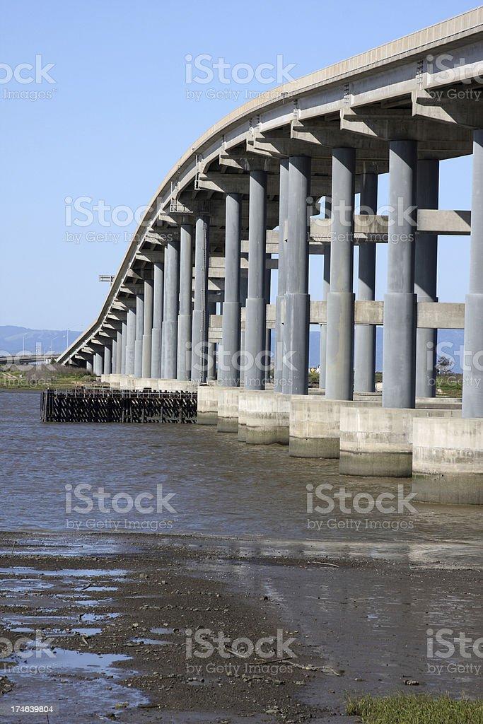 Bridge Overpass royalty-free stock photo