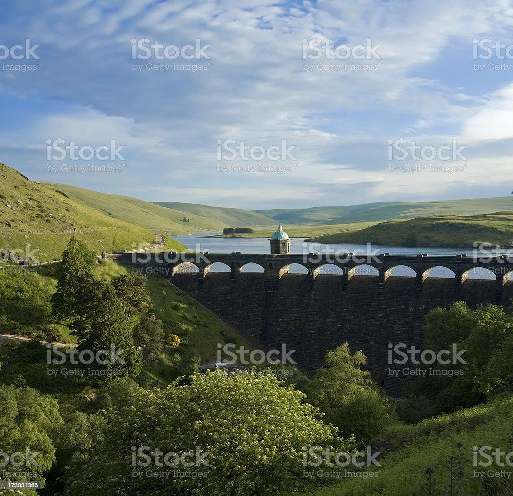 bridge royalty-free stock photo