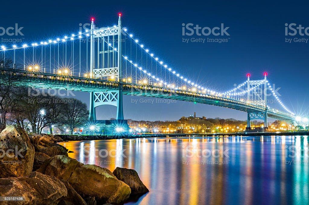 RFK bridge stock photo