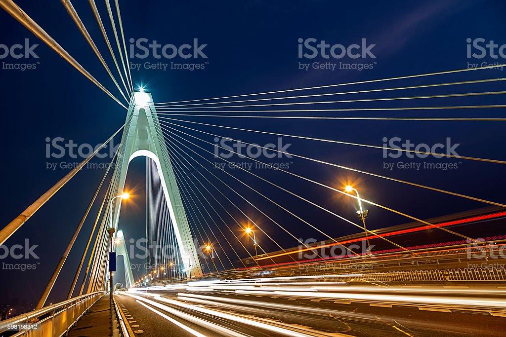 bridge stock photo