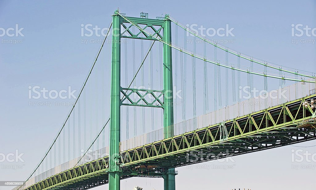 Bridge Segment stock photo