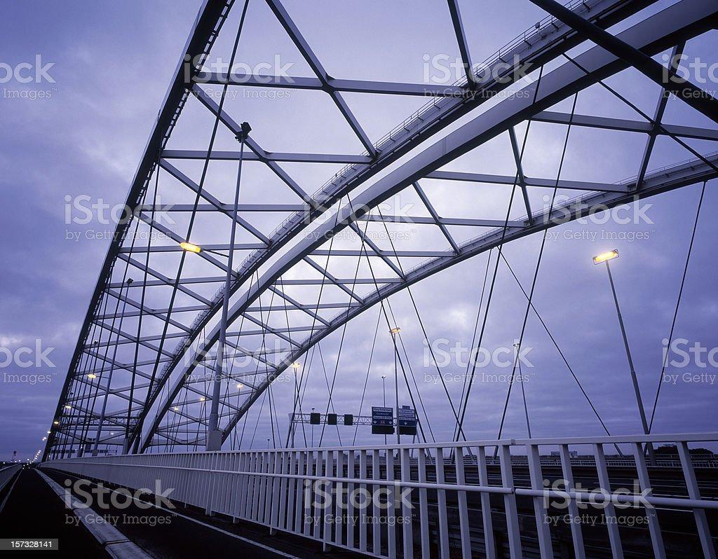 Bridge Structure royalty-free stock photo
