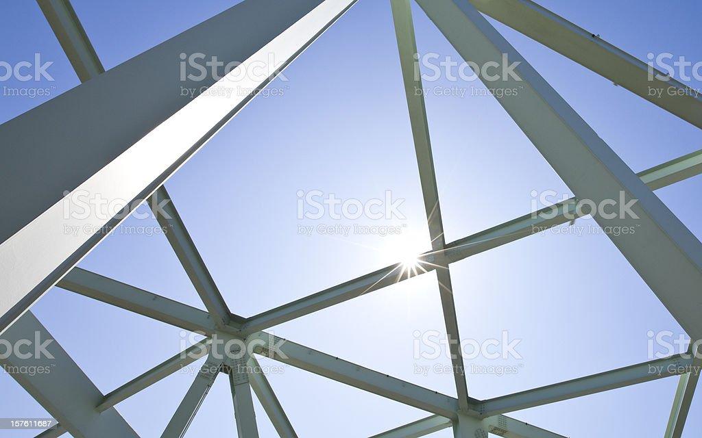 Bridge Structure stock photo
