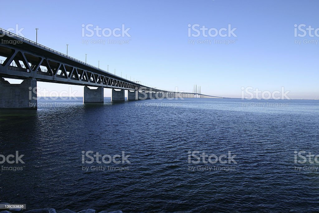 Bridge1 royalty-free stock photo