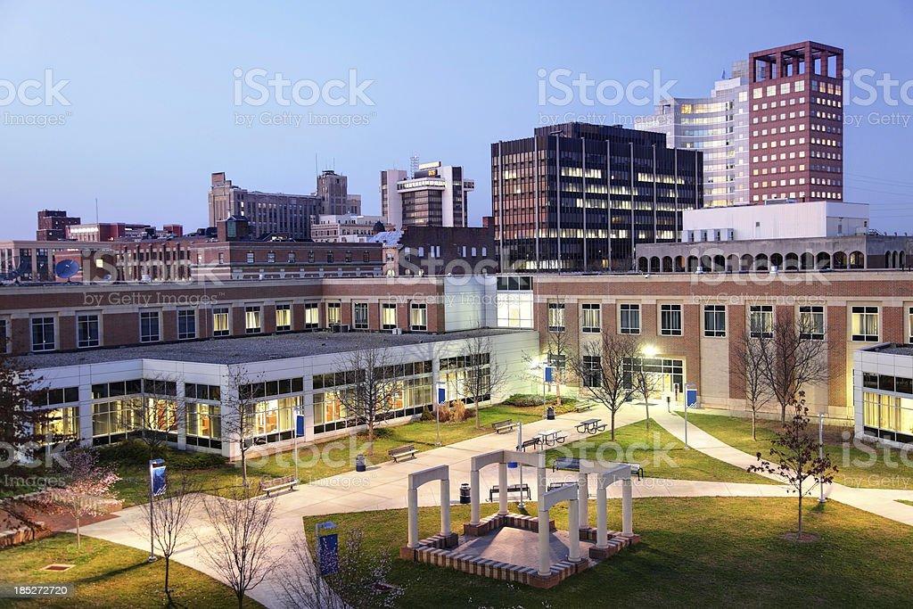 Bridgeport, Connecticut stock photo