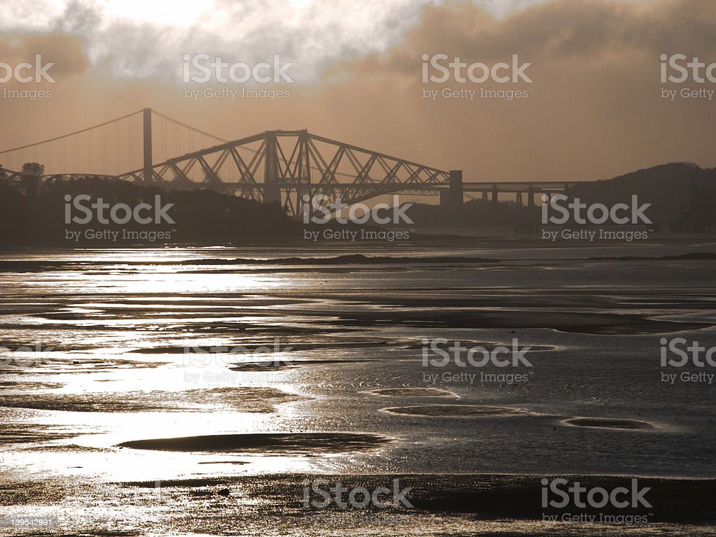 Bridges 4 royalty-free stock photo