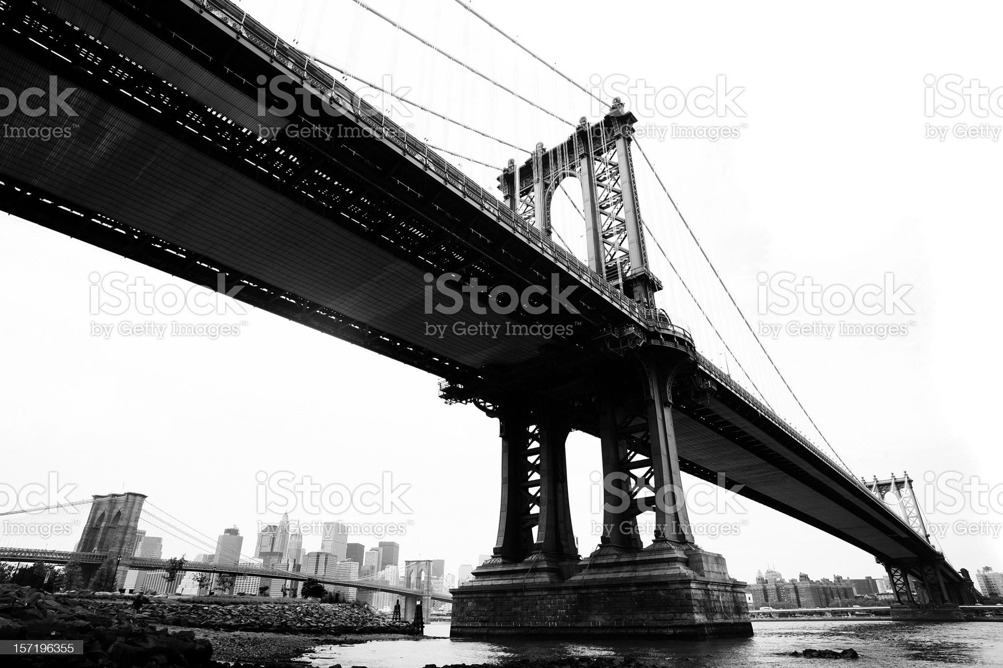 bridges royalty-free stock photo