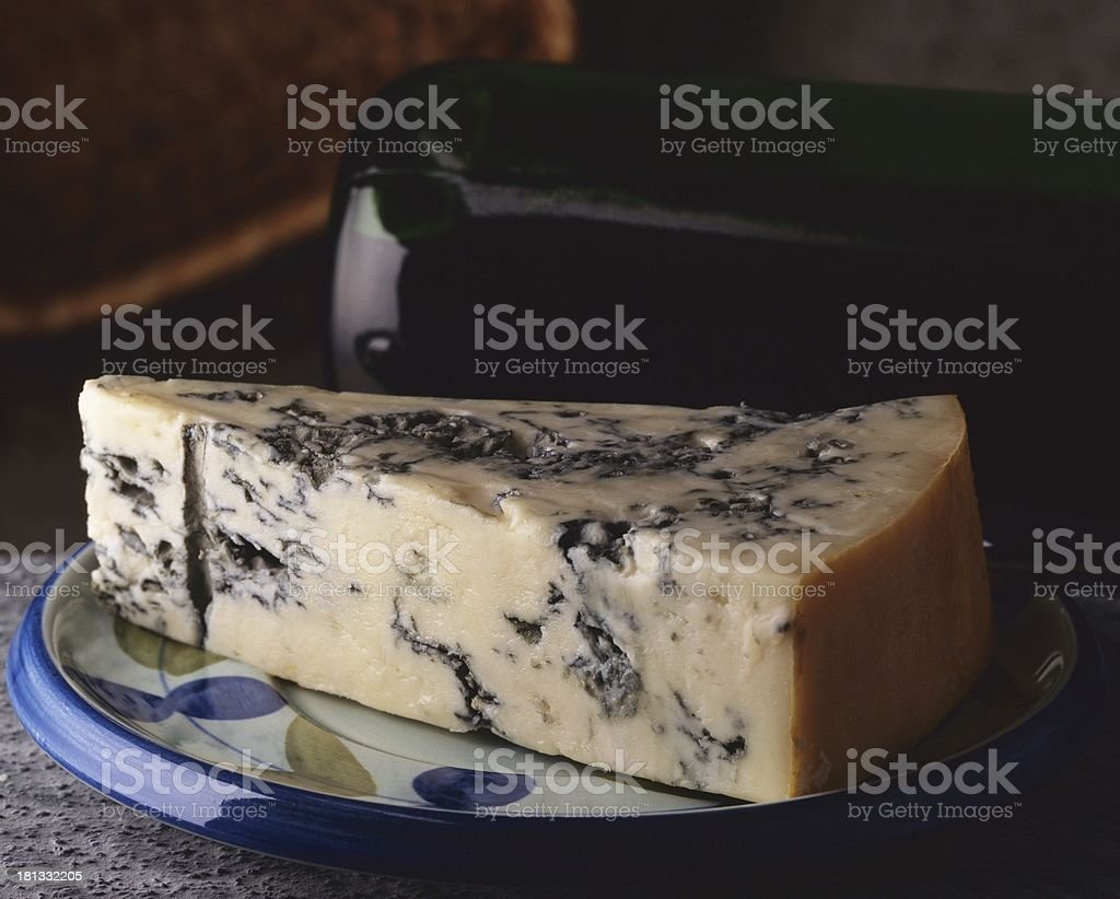 Brie cheese royalty-free stock photo