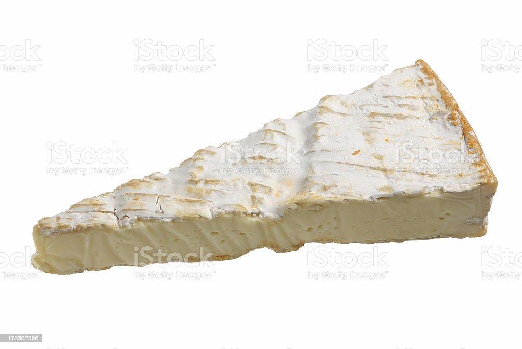 Brie de Meaux royalty-free stock photo