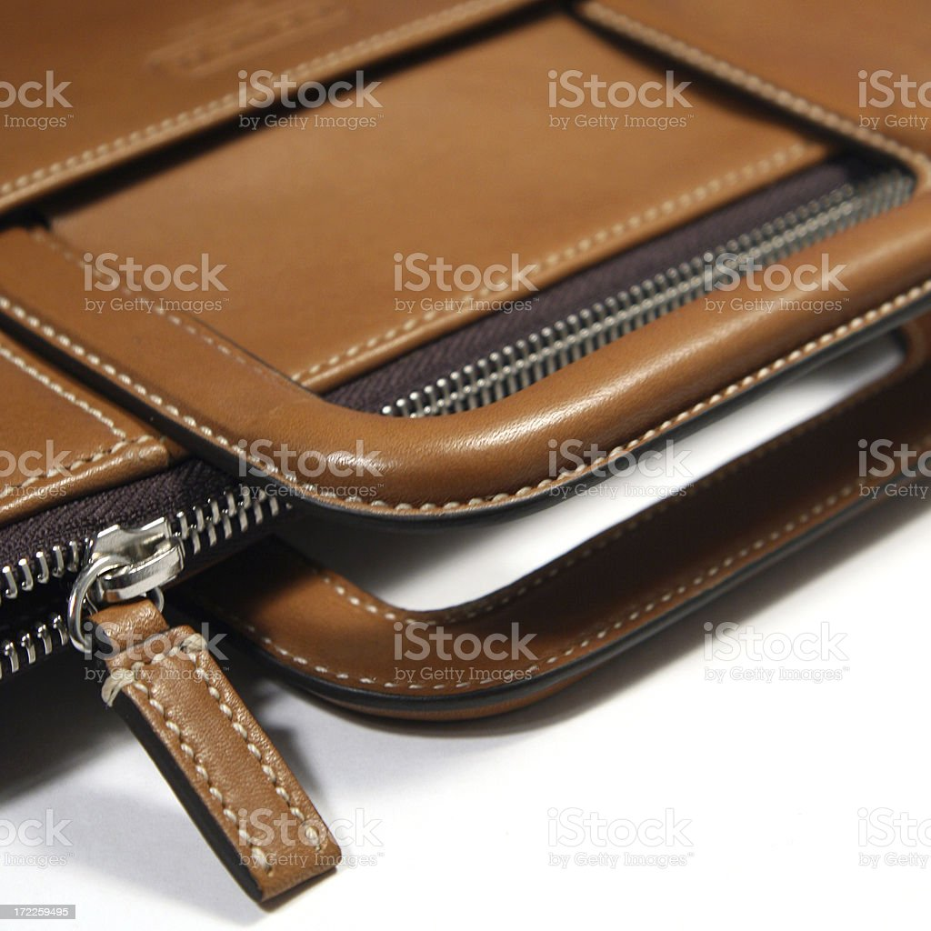 briefcase thing royalty-free stock photo