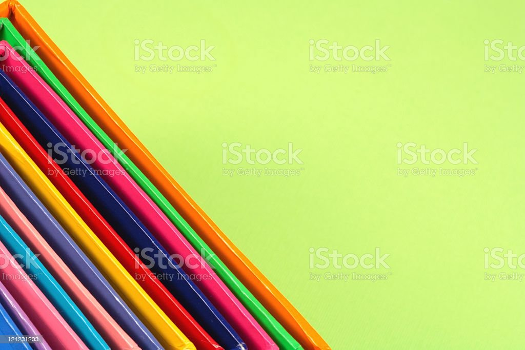 Bright Abstract royalty-free stock photo