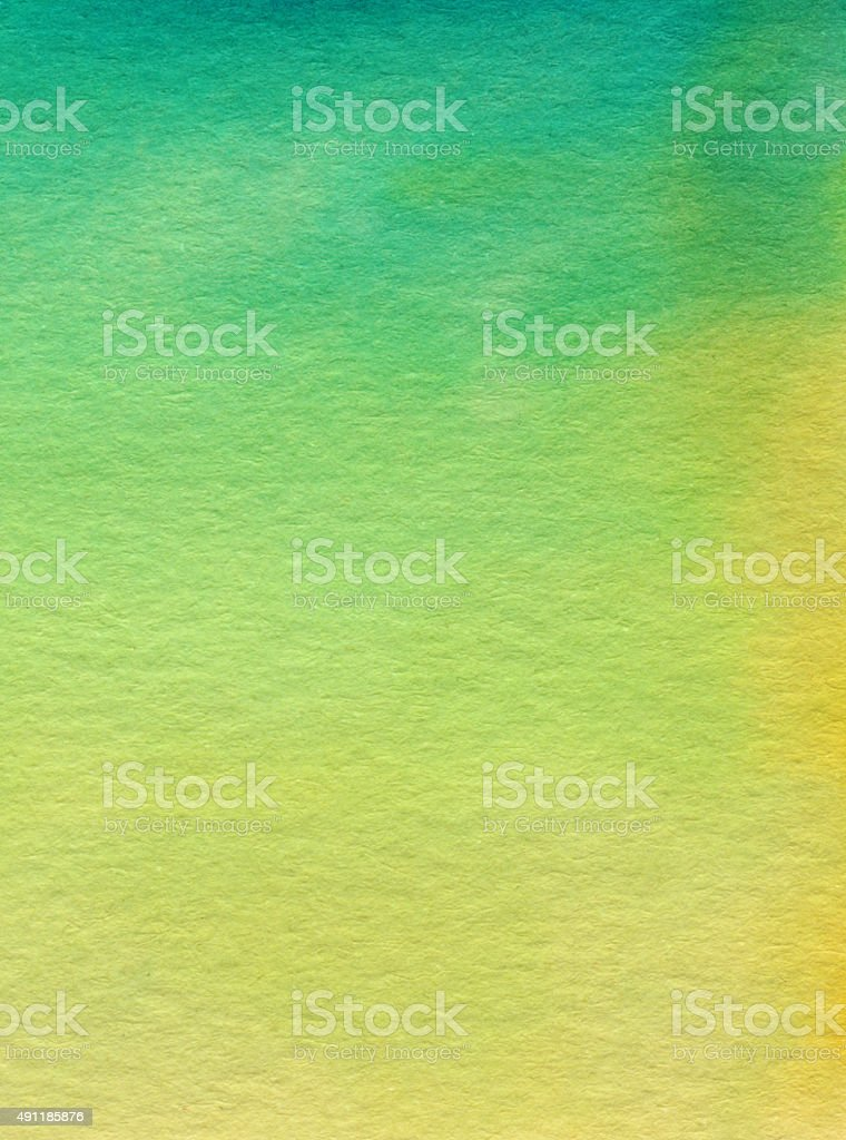 Bright and cheerful color gradient background vector art illustration