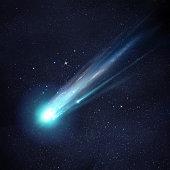 Bright Comet
