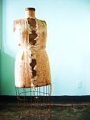 Bright Dress Mannequin