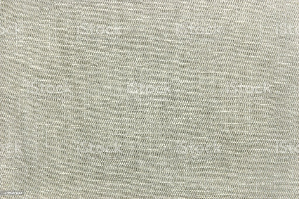 Bright Khaki Cotton Texture, Large Detailed Grey Textured Pattern Background stock photo