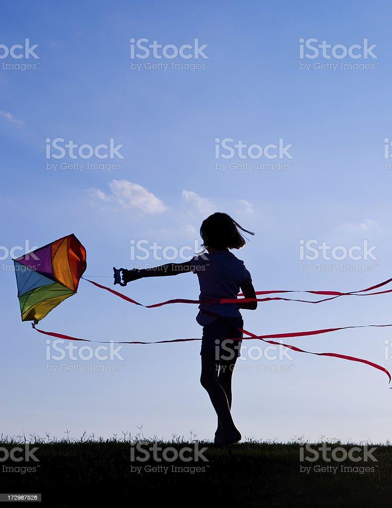 Helle Kites Lizenzfreies stock-foto