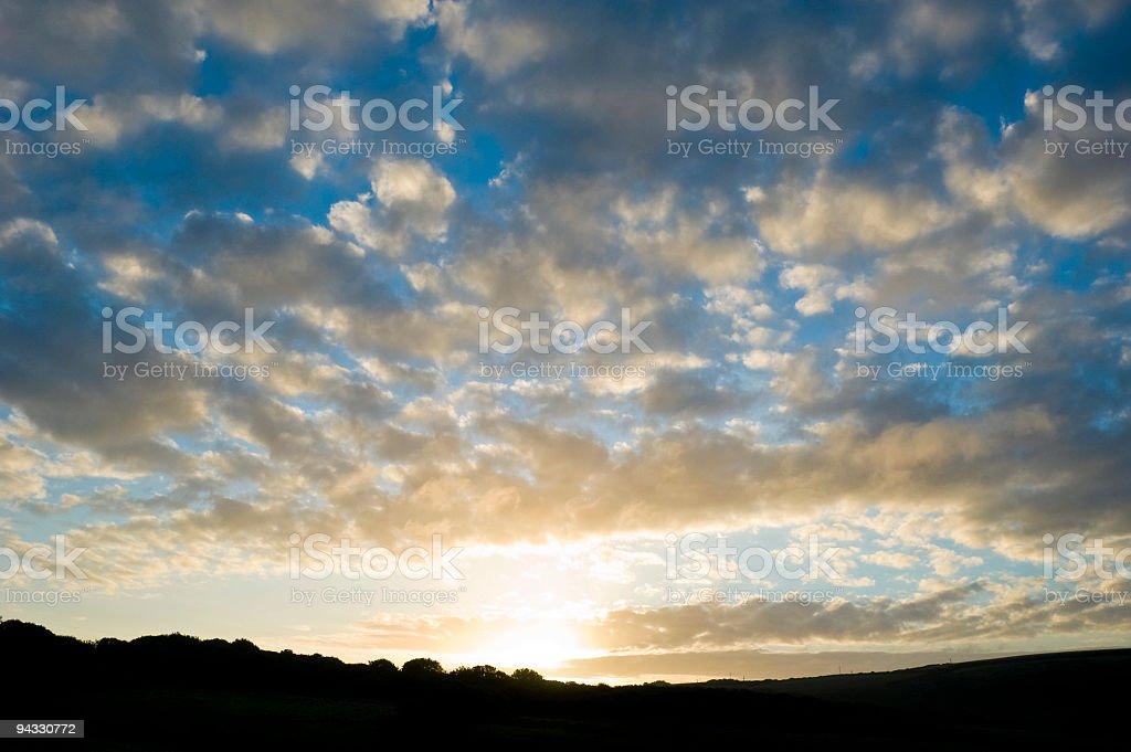 Bright new day royalty-free stock photo