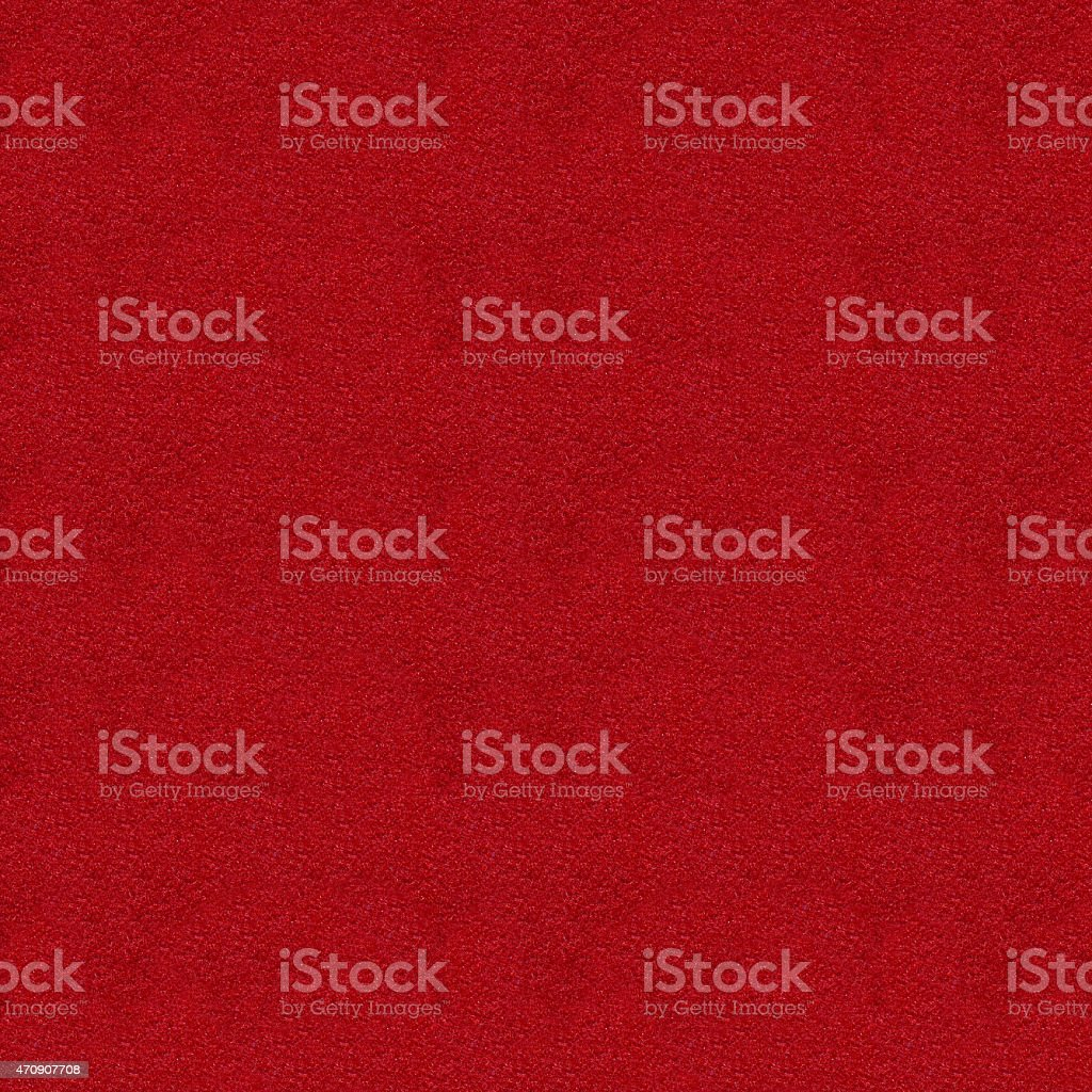 Bright red fabric seamless background stock photo
