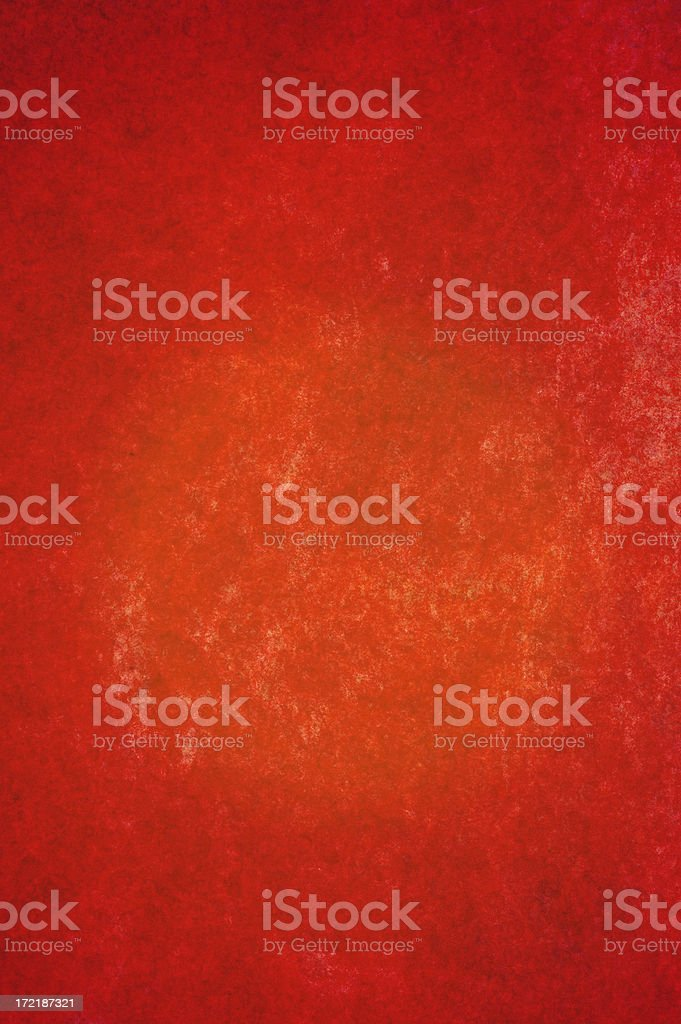 Bright Red Mottled Background stock photo